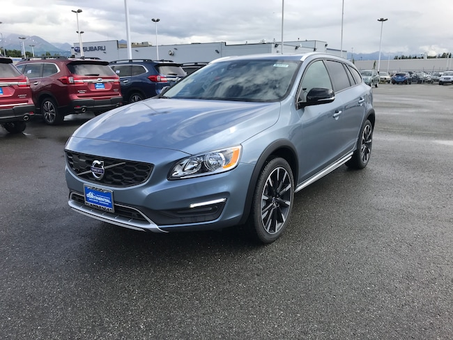 New 2017 Volvo V60 Cross Country T5 AWD Wagon For Sale/Lease Anchorage, AK