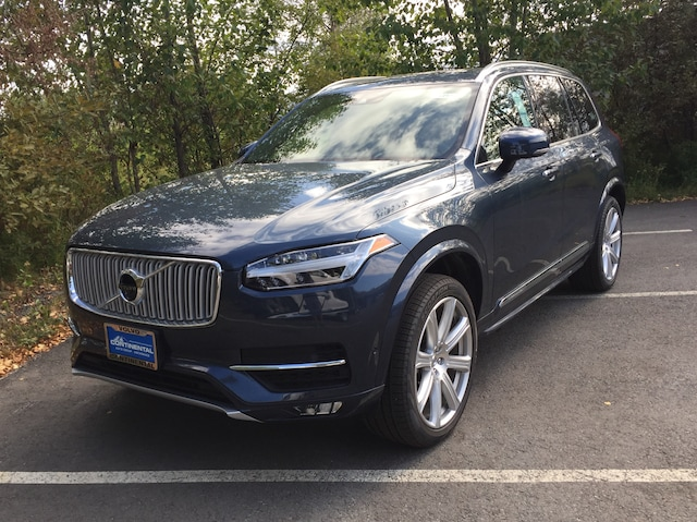 Volvo Xc90 Commercial >> New Commercial Vehicles Continental Volvo Cars Anchorage
