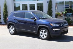 Used Vehicles  2018 Jeep Compass Latitude FWD SUV Conway, SC