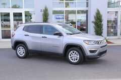 New 2019 Jeep Compass SPORT FWD Sport Utility in Conway, SC