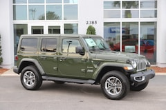 New 2020 Jeep Wrangler UNLIMITED SAHARA 4X4 Sport Utility in Conway, SC