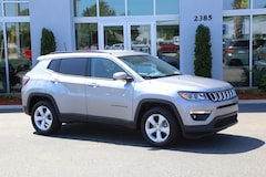 New 2020 Jeep Compass LATITUDE FWD Sport Utility in Conway, SC