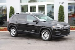 New 2020 Jeep Cherokee LATITUDE FWD Sport Utility in Conway, SC