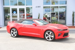 Used Vehicles  2017 Chevrolet Camaro 2SS Convertible Conway, SC