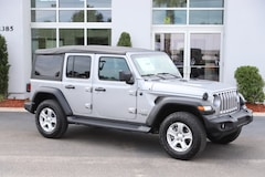 New 2020 Jeep Wrangler UNLIMITED SPORT S 4X4 Sport Utility in Conway, SC