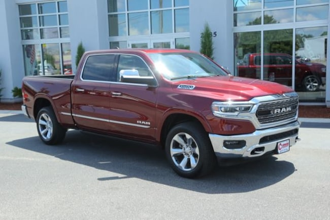 New 2019 Ram 1500 LIMITED CREW CAB 4X4 6'4 BOX Crew Cab in Conway, SC