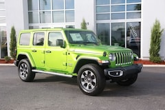 New 2018 Jeep Wrangler UNLIMITED SAHARA 4X4 Sport Utility in Conway, SC