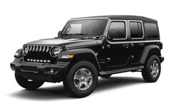 New 2021 Jeep Wrangler UNLIMITED SPORT S 4X4 Sport Utility in Conway, SC