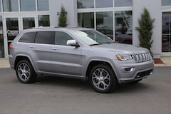 New 2019 Jeep Grand Cherokee OVERLAND 4X2 Sport Utility in Conway, SC