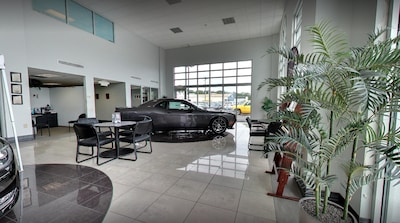 Dealership Interior