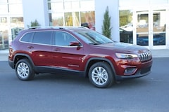 New 2019 Jeep Cherokee LATITUDE FWD Sport Utility in Conway, SC