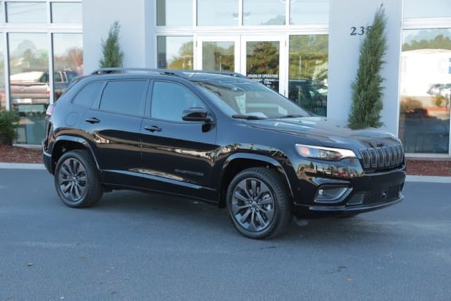 New 2019 Jeep Cherokee HIGH ALTITUDE FWD Sport Utility in Conway, SC