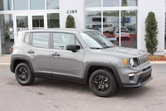 New 2020 Jeep Renegade SPORT FWD Sport Utility in Conway, SC
