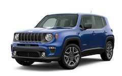 New 2020 Jeep Renegade JEEPSTER FWD Sport Utility in Conway, SC