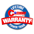 Lifetime Conway Power Train Warrant