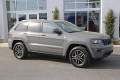 New 2019 Jeep Grand Cherokee TRAILHAWK 4X4 Sport Utility in Conway, SC