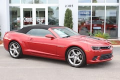 Used Vehicles  2014 Chevrolet Camaro SS w/2SS Convertible Conway, SC