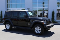 New 2018 Jeep Wrangler UNLIMITED SPORT S 4X4 Sport Utility in Conway, SC