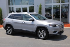 New 2019 Jeep Cherokee LIMITED FWD Sport Utility in Conway, SC