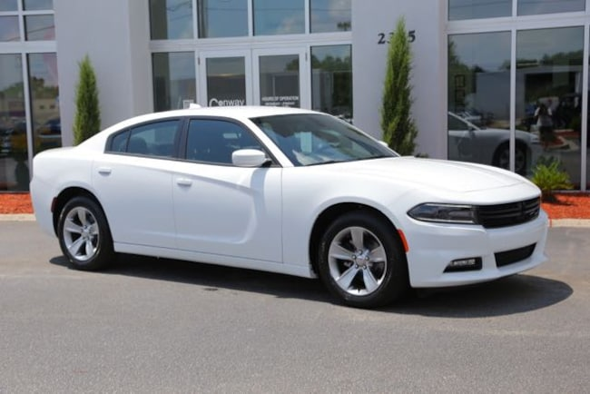 New 2018 Dodge Charger SXT PLUS RWD Sedan in Conway, SC