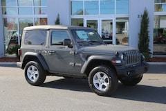 New 2019 Jeep Wrangler SPORT S 4X4 Sport Utility in Conway, SC