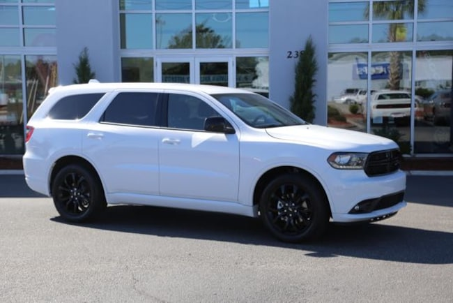 New 2019 Dodge Durango SXT PLUS RWD Sport Utility in Conway, SC