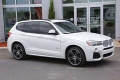Used Vehicles  2017 BMW X3 sDrive28i SAV Conway, SC