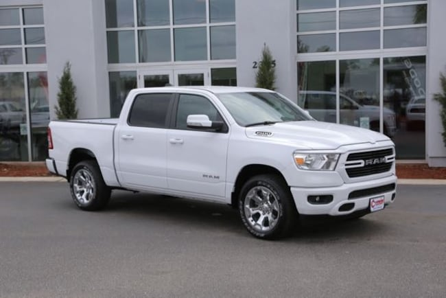 New 2019 Ram 1500 BIG HORN / LONE STAR CREW CAB 4X2 5'7 BOX Crew Cab in Conway, SC