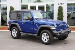 New 2020 Jeep Wrangler SPORT S 4X4 Sport Utility in Conway, SC