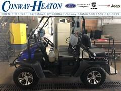 2018 Green MAC Golf Cart
