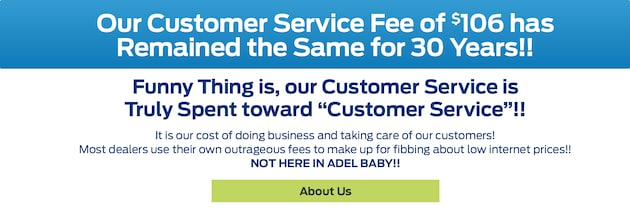 Cook County Ford Inc Ford Dealership In Adel GA - What is dealer invoice price for service business