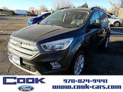 2018 Ford Escape SE SE 4WD