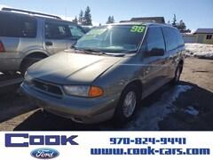 1998 Ford Windstar Wagon Limited Wagon Wagon