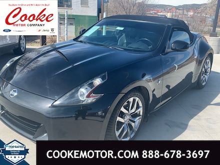 2011 Nissan 370Z Touring Convertible