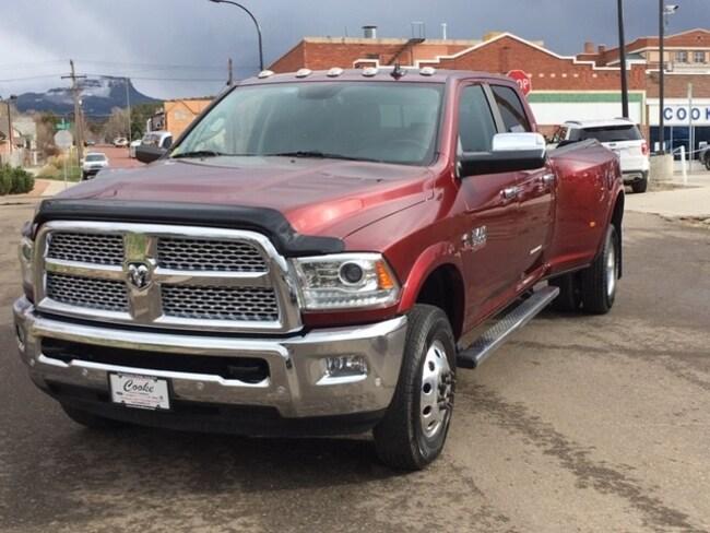 2017 Ram 3500 Laramie Truck Crew Cab