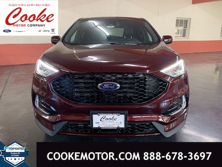 2021 Ford Edge ST-Line Crossover