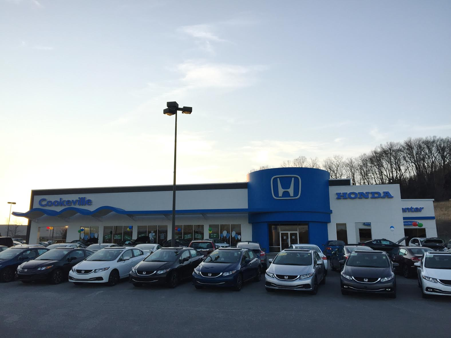 Honda Dealer near Cookeville TN