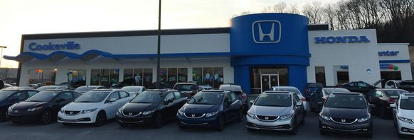 Honda Dealer near McMinnville TN