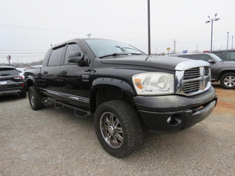 2007 Dodge Ram 2500 Laramie Crew Cab Short Bed Truck