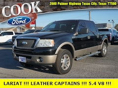 2006 Ford F-150 Lariat Crew Cab Short Bed Truck