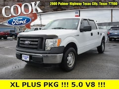 2012 Ford F-150 XL Crew Cab Short Bed Truck