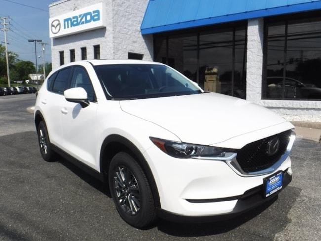 New 2019 Mazda Mazda CX-5 Touring SUV in Aberdeen
