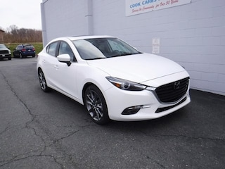 New 2018 Mazda Mazda3 Grand Touring Sedan in Aberdeen, MD