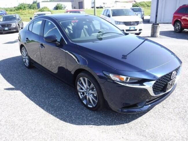 New 2019 Mazda Mazda3 Preferred Package Sedan in Aberdeen
