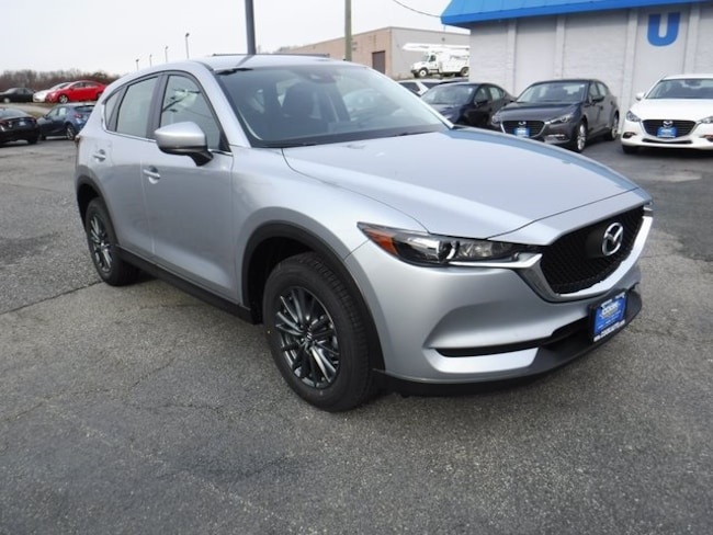 New 2019 Mazda Mazda CX-5 Sport SUV in Aberdeen