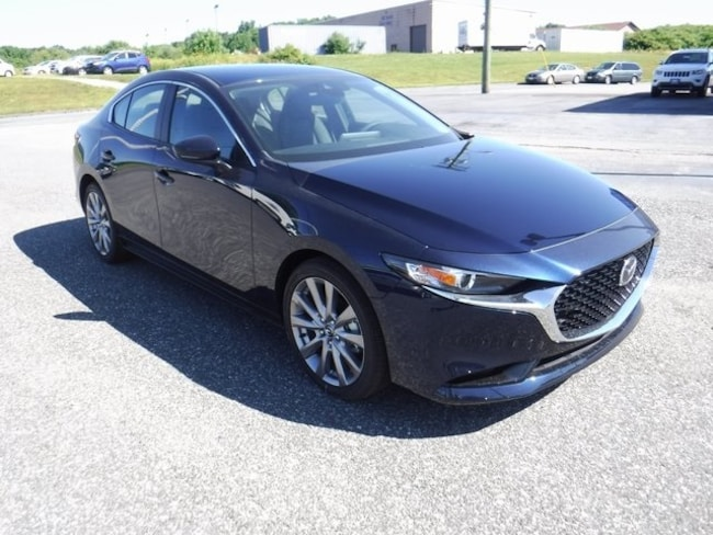 New 2019 Mazda Mazda3 Select Package Sedan in Aberdeen