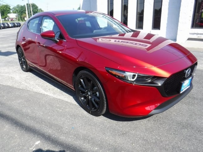 New 2019 Mazda Mazda3 Premium Package Hatchback in Aberdeen