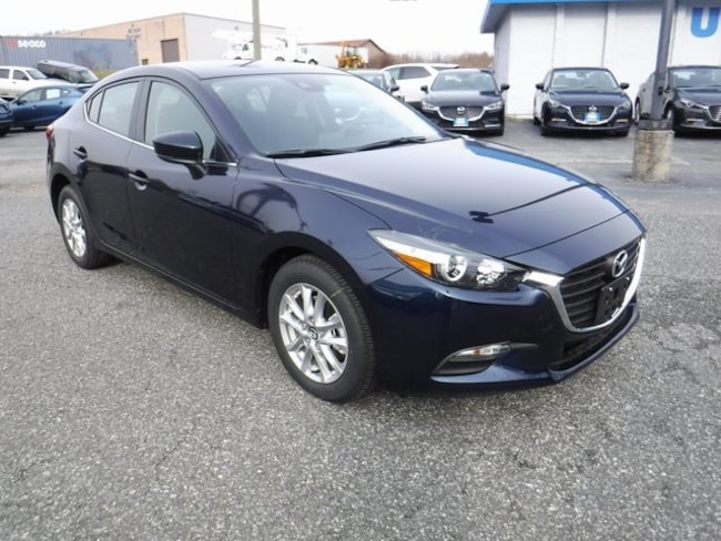 New 2018 Mazda Mazda3 Sport Sedan in Aberdeen