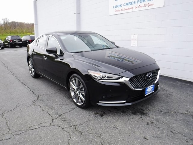 New 2018 Mazda Mazda6 Signature Sedan in Aberdeen