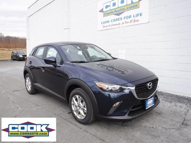 New 2018 Mazda Mazda CX-3 Sport SUV in Aberdeen